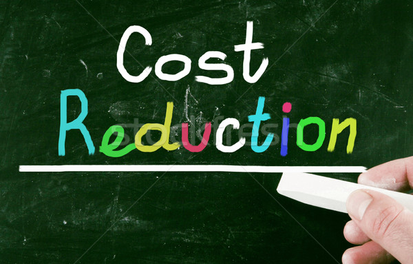cost reduction Stock photo © nenovbrothers