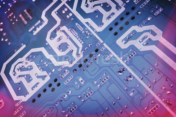Electronic Board Stock photo © nenovbrothers