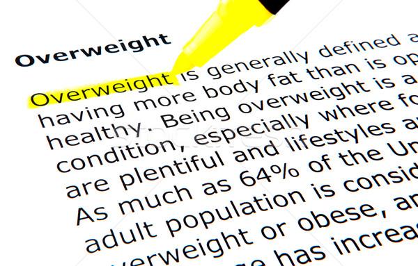 太り過ぎ 女性 食品 男 幸せ ボディ ストックフォト © nenovbrothers