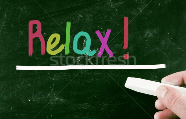 relax concept Stock photo © nenovbrothers