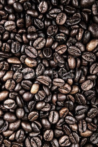 コーヒー 背景 ドリンク 黒 生活 色 ストックフォト © nenovbrothers