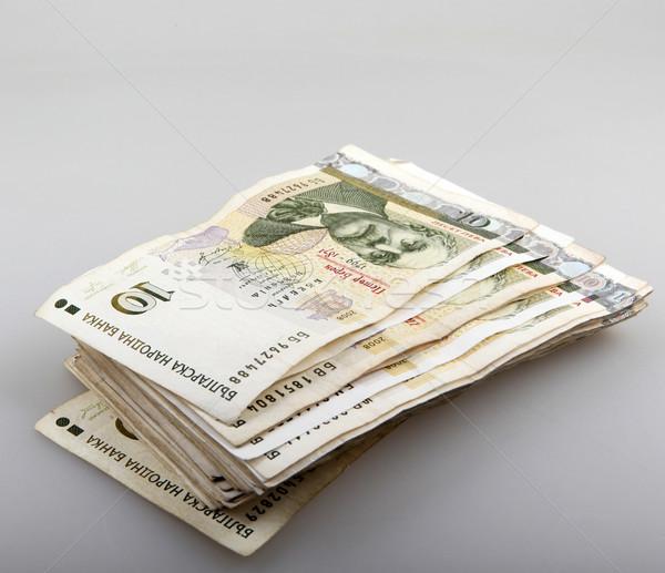 Bulgarian currency Stock photo © nenovbrothers