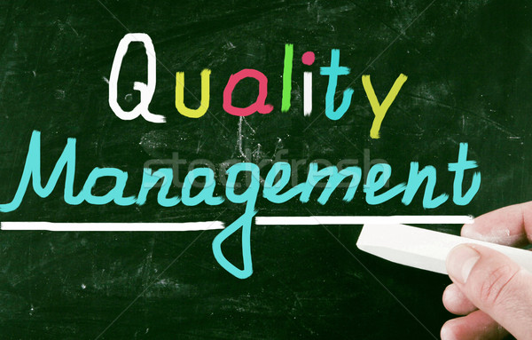 quality management Stock photo © nenovbrothers
