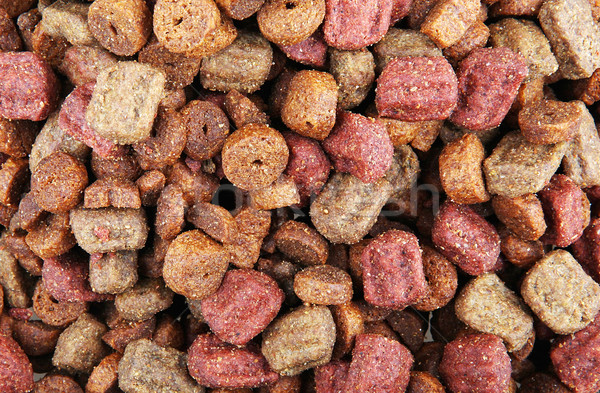 pet food background Stock photo © nenovbrothers