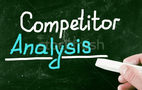 competitor analysis Stock photo © nenovbrothers