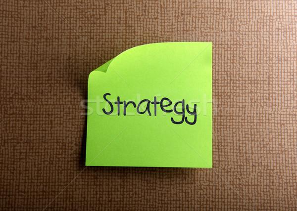 戦略 オフィス 地図 フレーム 緑 通信 ストックフォト © nenovbrothers