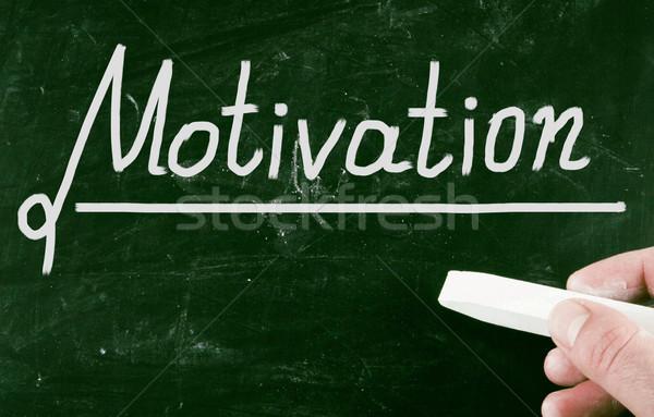 Motywacja sportu tle czasu pracy zespołu Zdjęcia stock © nenovbrothers