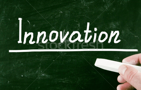 innovation concept Stock photo © nenovbrothers