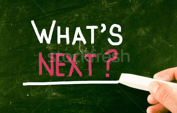 what's next? Stock photo © nenovbrothers