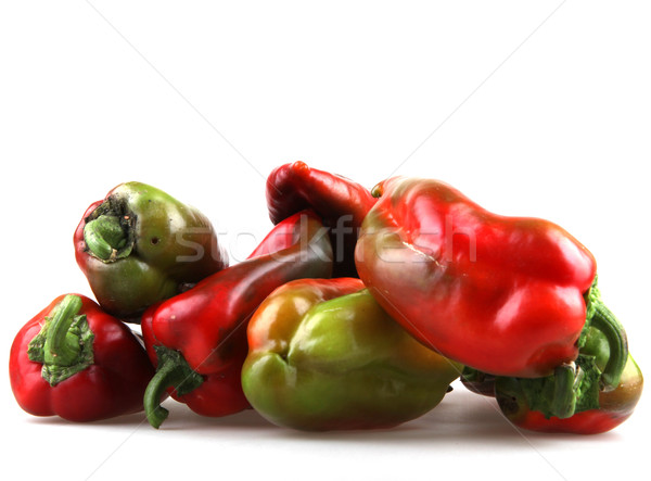 Red chilli peppers Stock photo © nenovbrothers