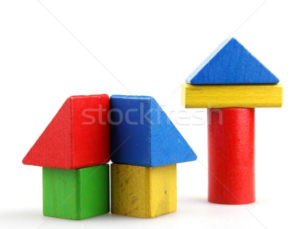 积木 商业照片和矢量图