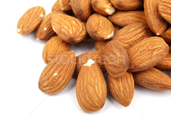 Almond nuts isolated Stock photo © nenovbrothers