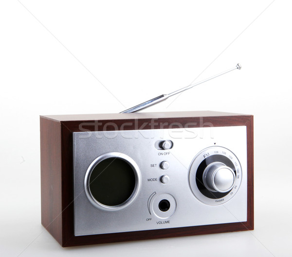Retro Radio Stock photo © nenovbrothers