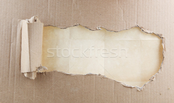 картона текстуры дизайна фон обои карт Сток-фото © nenovbrothers