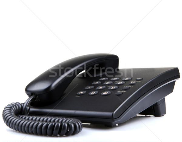 telephone isolated Stock photo © nenovbrothers