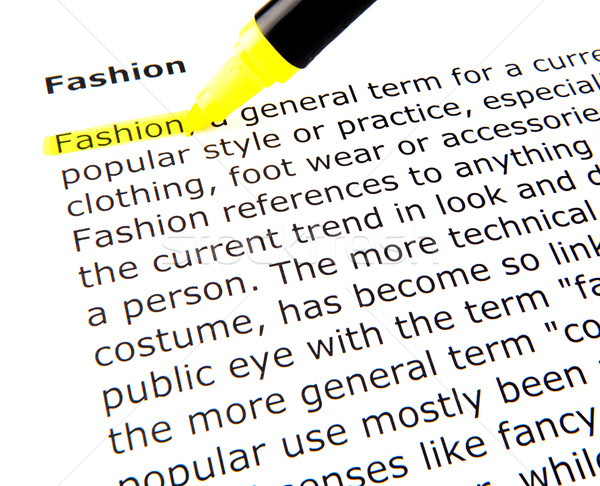 fashion Stock photo © nenovbrothers