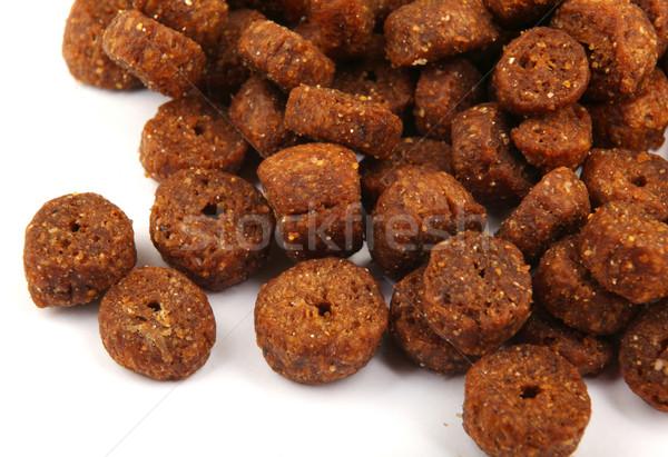 pet food isolated on white Stock photo © nenovbrothers