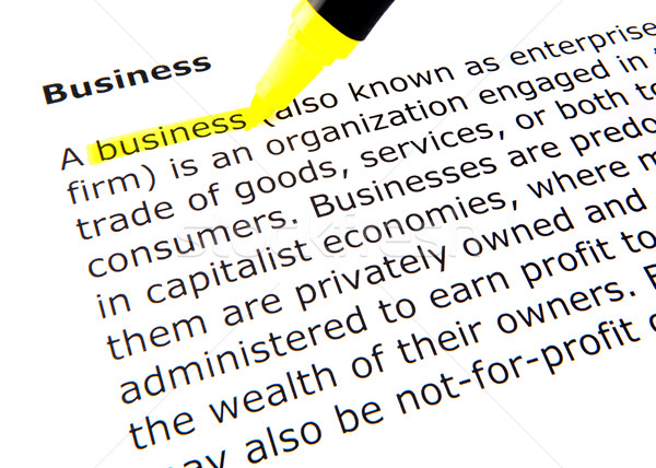 business Stock photo © nenovbrothers