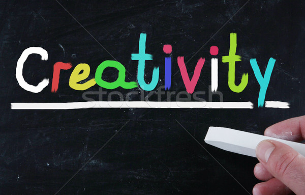 creativity concept Stock photo © nenovbrothers