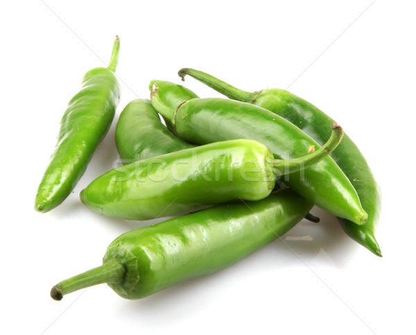 green pepper isolated Stock photo © nenovbrothers