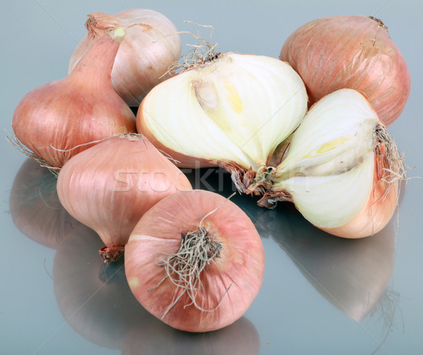 タマネギ 新鮮な ニュース 野菜 リング スープ ストックフォト © nenovbrothers