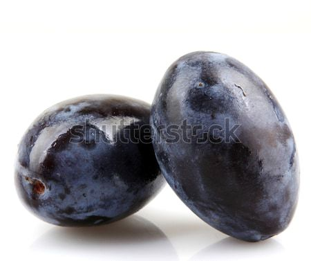 plum isolated Stock photo © nenovbrothers