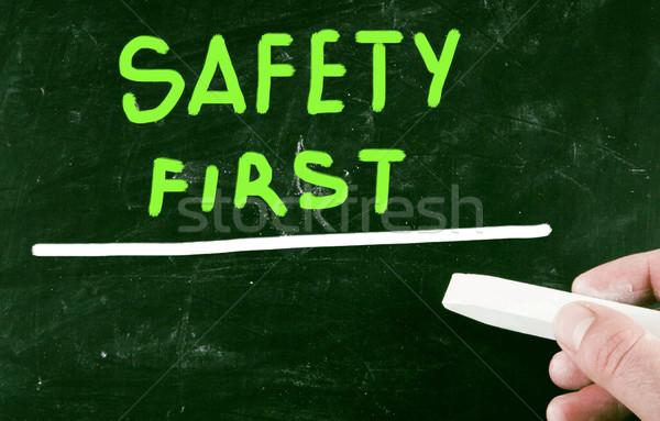 safety first Stock photo © nenovbrothers