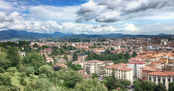Photo of Bergamo, Italy. Stock photo © NeonShot