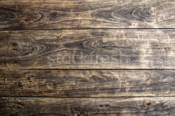 Old wooden background.  Stock photo © nessokv