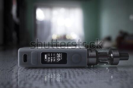 Zaawansowany urządzenie tabeli miękkie technologii Zdjęcia stock © nessokv