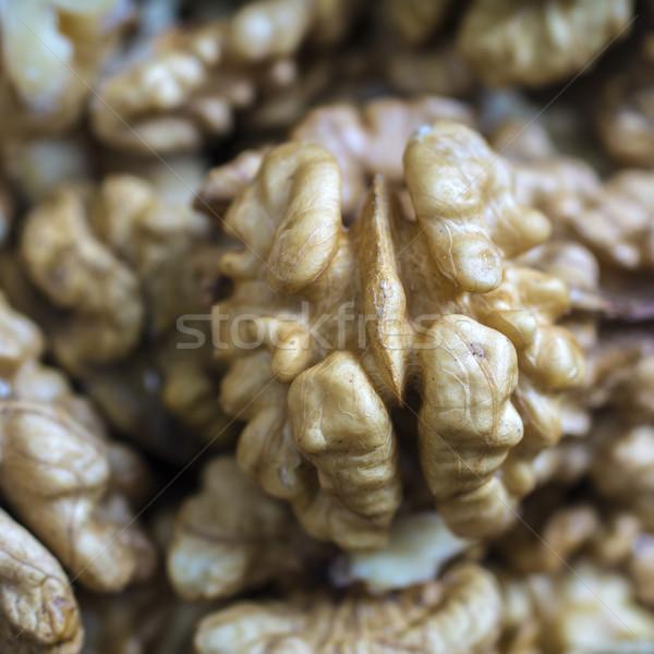 Greggio primo piano texture frutta Foto d'archivio © nessokv