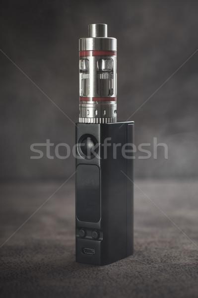 Electronic cigarette, Non carcinogenic alternative for smoking Stock photo © nessokv