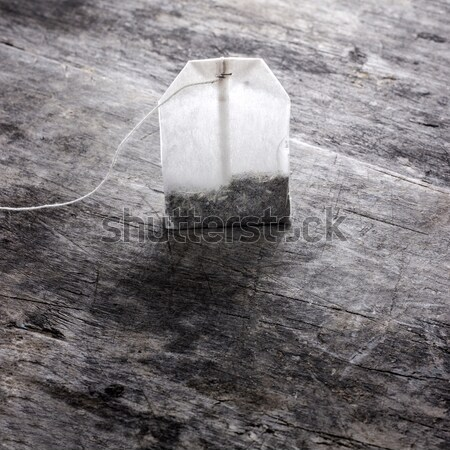 Handgemaakt zeep natuurlijke houten spa lavendel Stockfoto © nessokv