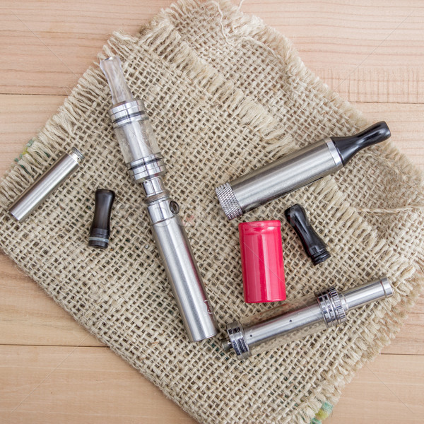 Electronic Cigarettes and Accessories Stock photo © nessokv