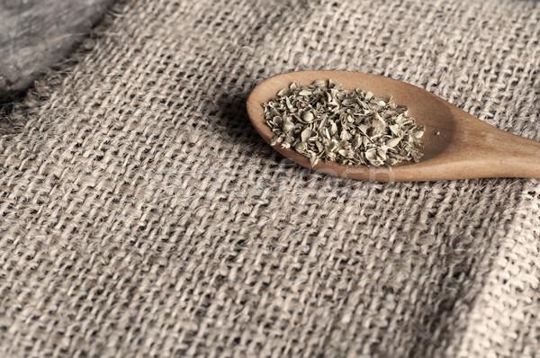 орегано Spice старые таблице пространстве Сток-фото © nessokv