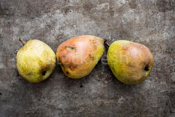 Organic Pears Stock photo © nessokv