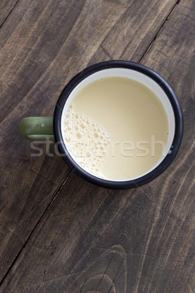 Soy milk [Soya milk ] Stock photo © nessokv