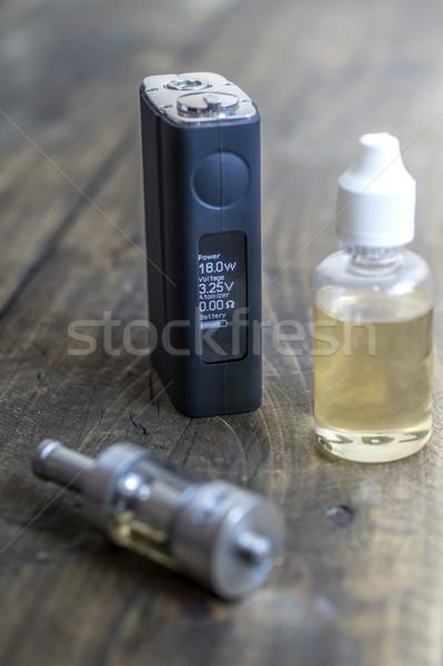 E-cigarette or vaping device Stock photo © nessokv