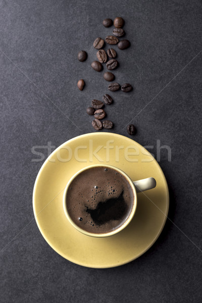 Coffee cup Stock photo © nessokv
