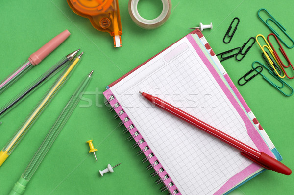 Back to school Stock photo © nessokv