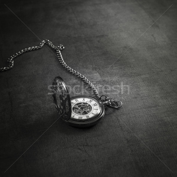 pocket watch Stock photo © nessokv