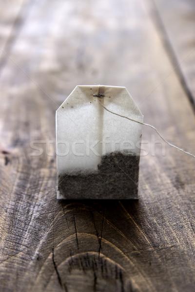 Tea Bag Stock photo © nessokv