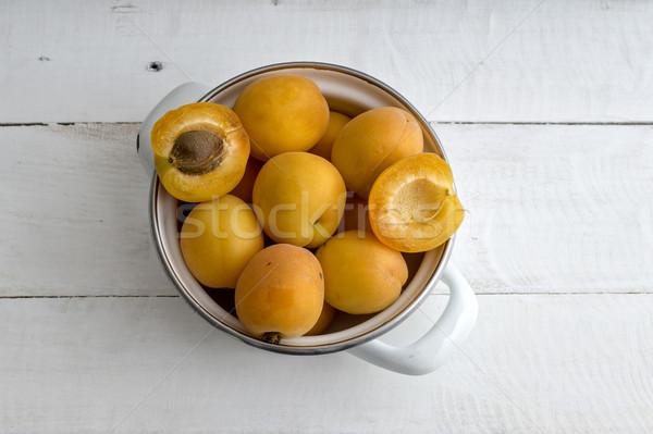 природы фрукты желтый семени Сток-фото © nessokv