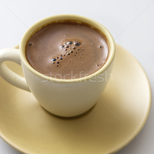 delicious Greek  coffee Stock photo © nessokv