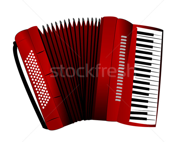 Accordion Stock photo © Nevenaoff