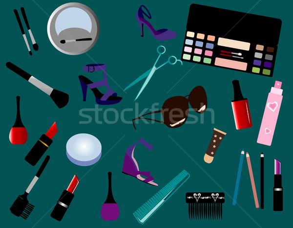 Make up Stock photo © Nevenaoff
