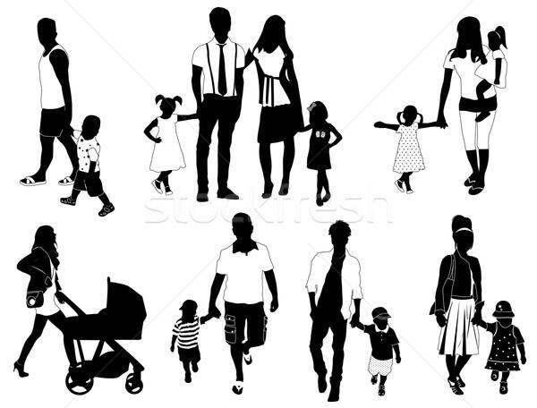 Family  Stock photo © Nevenaoff