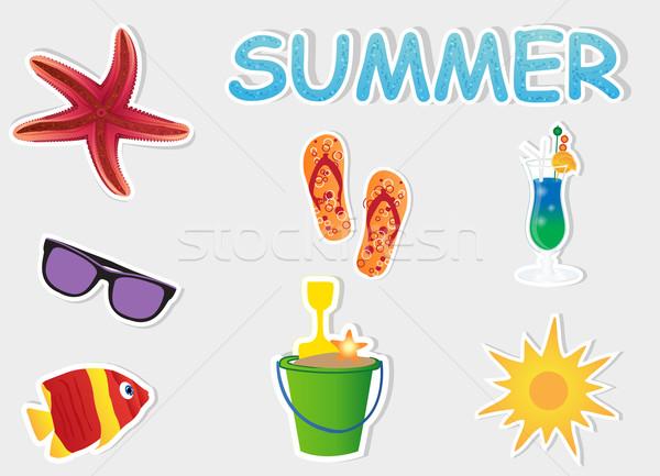 Summer Stock photo © Nevenaoff