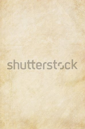 Natural Beige Paper Background Stock photo © newt96