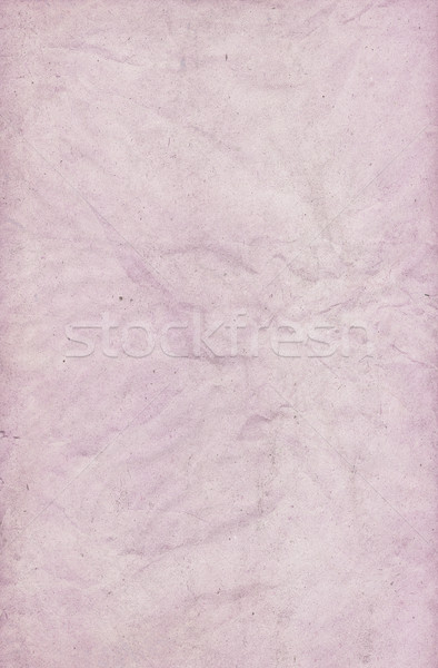 Pink Washed Out Paper Stock photo © newt96